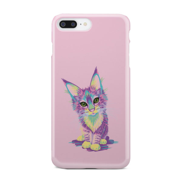 Maine Coon Kitten for Stylish iPhone 8 Plus Case