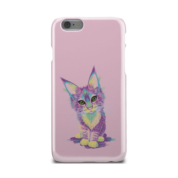 Maine Coon Kitten for Unique iPhone 6 Case
