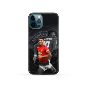 Marcus Rashford Manchester United for Custom iPhone 12 Pro Case