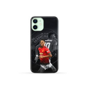 Marcus Rashford Manchester United for Stylish iPhone 12 Mini Case Cover