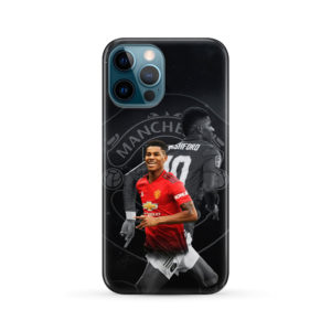 Marcus Rashford Manchester United for Trendy iPhone 12 Pro Max Case Cover