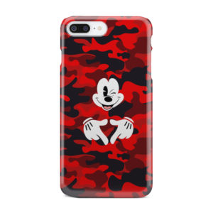 Mickey Mouse Camouflage for Amazing iPhone 8 Plus Case Cover