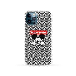 Mickey Mouse Gangster Supreme for Personalised iPhone 12 Pro Case