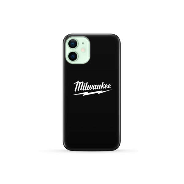Milwaukee Tool Black and White Logo for Trendy iPhone 12 Mini Case