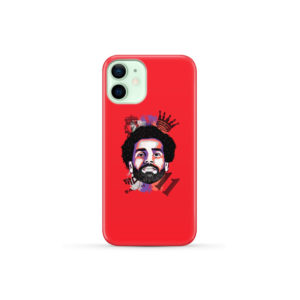 Mohamed Salah Art Liverpool FC for Amazing iPhone 12 Mini Case