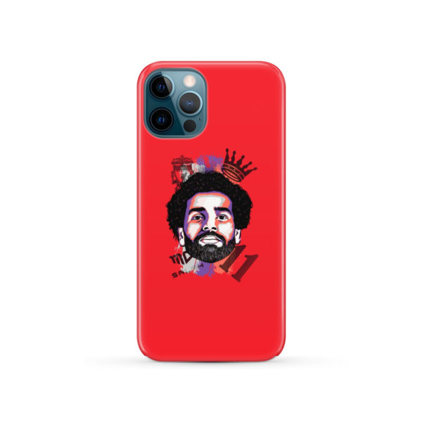 Mohamed Salah Art Liverpool FC for Beautiful iPhone 12 Pro Case