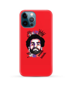 Mohamed Salah Art Liverpool FC for Nice iPhone 12 Pro Max Case Cover
