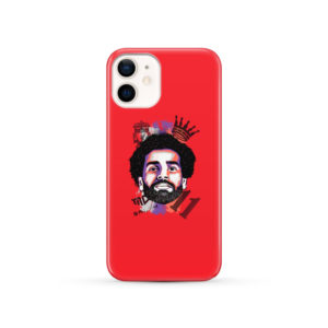 Mohamed Salah Art Liverpool FC for Premium iPhone 12 Case Cover