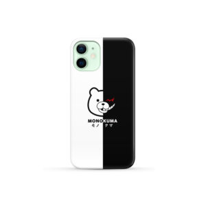 Monokuma Danganronpa for Cute iPhone 12 Mini Case Cover