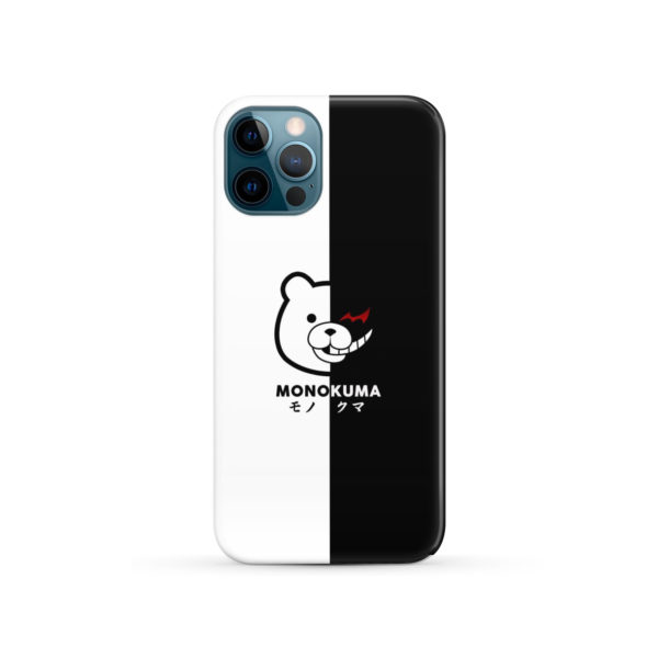 Monokuma Danganronpa for Newest iPhone 12 Pro Case Cover