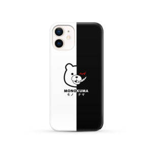 Monokuma Danganronpa for Unique iPhone 12 Case