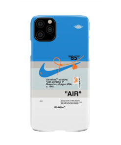 Nike Air Jordan Off White for Cool iPhone 11 Pro Max Case Cover