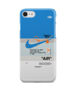 Nike Air Jordan Off White for Cool iPhone 8 Case