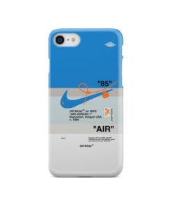 Nike Air Jordan Off White for Newest iPhone SE 2020 Case Cover