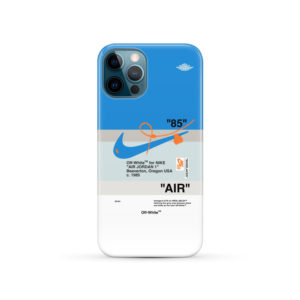 Nike Air Jordan Off White for Personalised iPhone 12 Pro Case