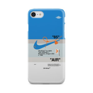 Nike Air Jordan Off White for Personalised iPhone 7 Case