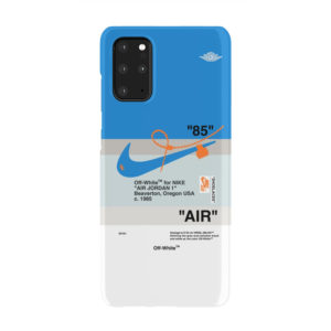 Nike Air Jordan Off White for Premium Samsung Galaxy S20 Plus Case