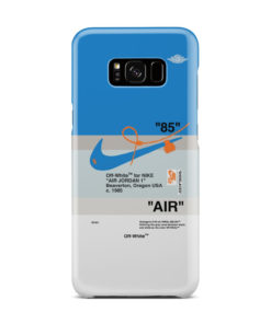 Nike Air Jordan Off White for Simple Samsung Galaxy S8 Plus Case Cover