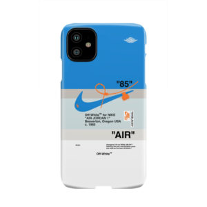 Nike Air Jordan Off White for Unique iPhone 11 Case Cover