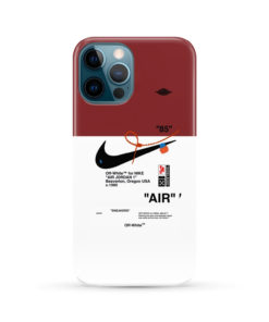 Nike Jordan for Simple iPhone 12 Pro Max Case Cover