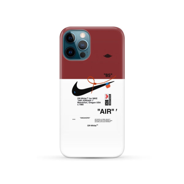 Nike Jordan for Stylish iPhone 12 Pro Case