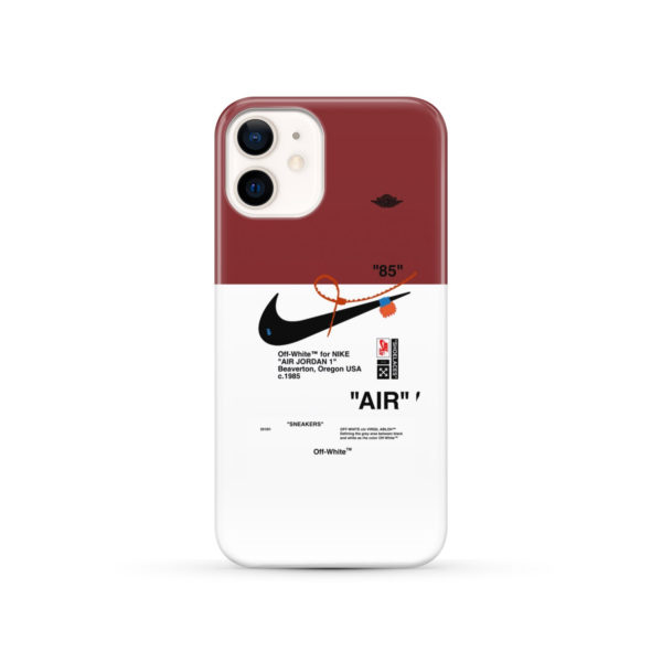 Nike Jordan for Trendy iPhone 12 Case Cover