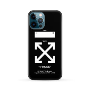Off White Logo for Amazing iPhone 12 Pro Max Case Cover