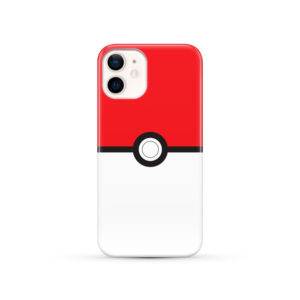 Pokemon Pokeball for Nice iPhone 12 Case Cover
