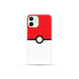 Pokemon Pokeball for Stylish iPhone 12 Mini Case Cover