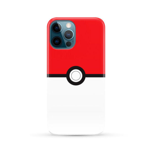 Pokemon Pokeball for Stylish iPhone 12 Pro Max Case Cover