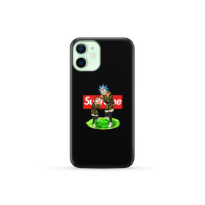 Rick and Morty Supreme for Beautiful iPhone 12 Mini Case