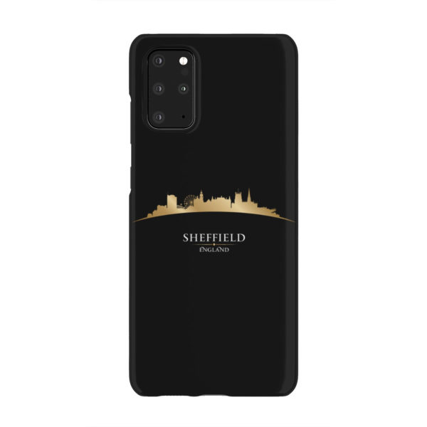 Sheffield City Skyline England for Best Samsung Galaxy S20 Plus Case Cover