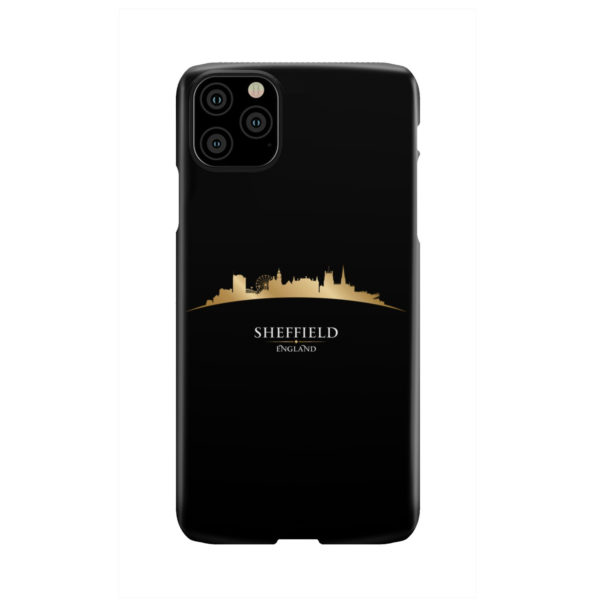 Sheffield City Skyline England for Nice iPhone 11 Pro Max Case Cover