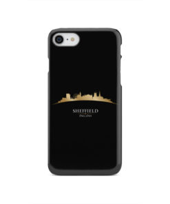 Sheffield City Skyline England for Simple iPhone SE 2020 Case Cover