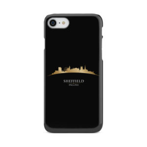 Sheffield City Skyline England for Stylish iPhone 7 Case