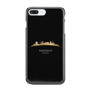 Sheffield City Skyline England for Stylish iPhone 7 Plus Case Cover