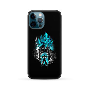 Son Goku Ultra Instinct DBS Dragon Ball Super for Customized iPhone 12 Pro Max Case