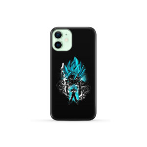 Son Goku Ultra Instinct DBS Dragon Ball Super for Newest iPhone 12 Mini Case Cover