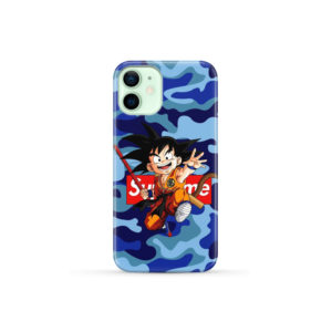Supreme Goku Bape for Cool iPhone 12 Mini Case