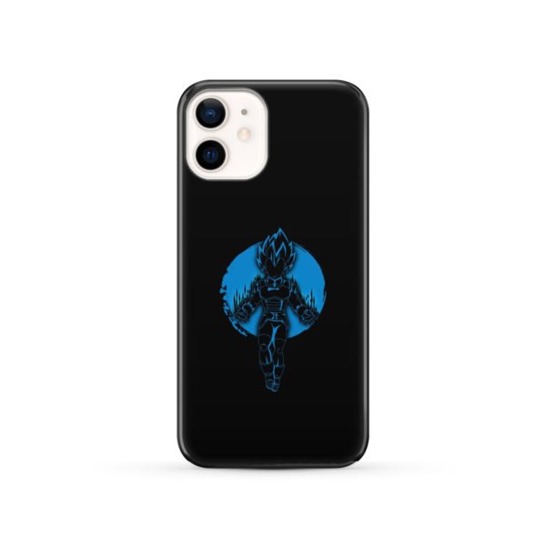 Vegeta Super Saiyan Blue Evolution for Amazing iPhone 12 Case Cover