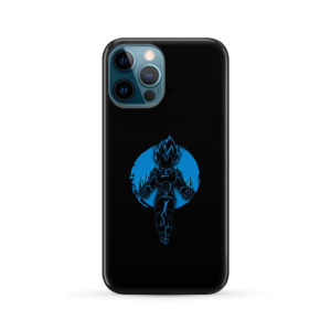 Vegeta Super Saiyan Blue Evolution for Stylish iPhone 12 Pro Max Case