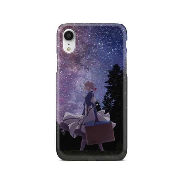 Violet Evergarden for Best iPhone XR Case Cover