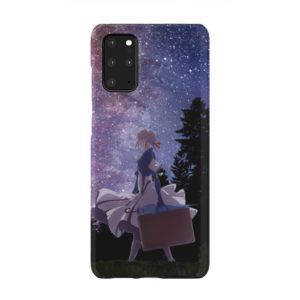 Violet Evergarden for Customized Samsung Galaxy S20 Plus Case Cover