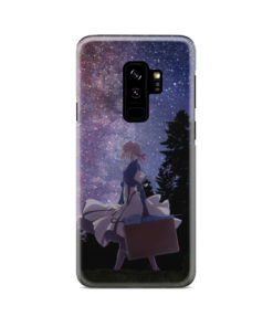 Violet Evergarden for Cute Samsung Galaxy S9 Plus Case Cover