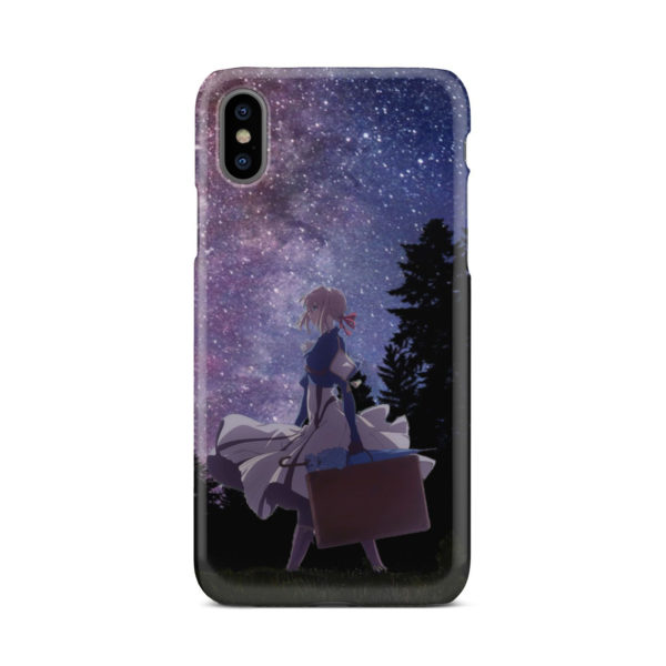 Violet Evergarden for Nice iPhone X / XS Case