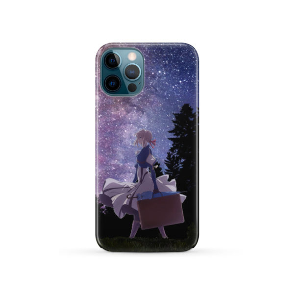 Violet Evergarden for Personalised iPhone 12 Pro Case Cover