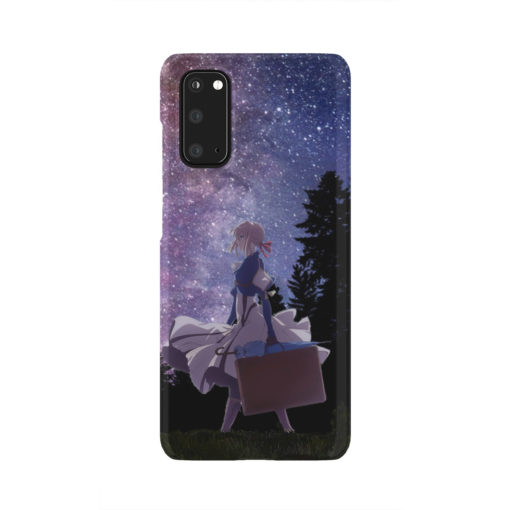 Violet Evergarden for Personalised Samsung Galaxy S20 Case