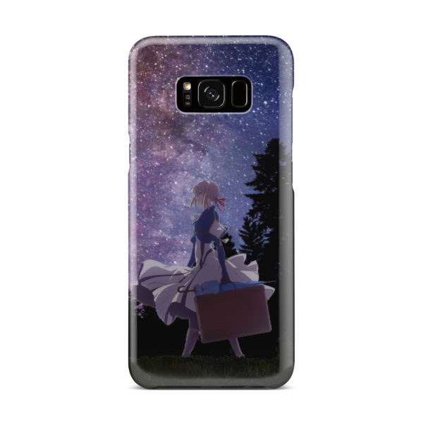 Violet Evergarden for Personalised Samsung Galaxy S8 Plus Case Cover