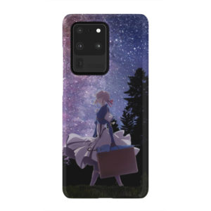 Violet Evergarden for Simple Samsung Galaxy S20 Ultra Case Cover