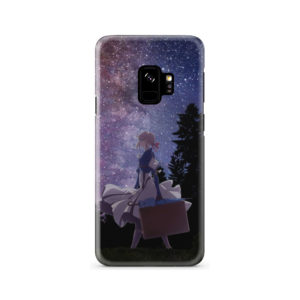 Violet Evergarden for Stylish Samsung Galaxy S9 Case Cover